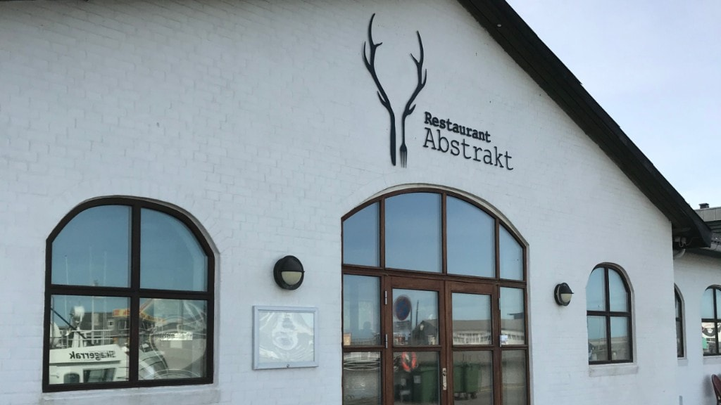 Restaurant Abstrakt, Hirtshals