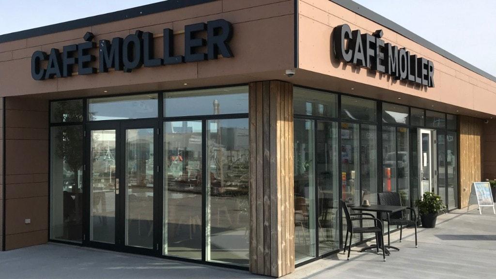 Cafe Møller, Hirtshals
