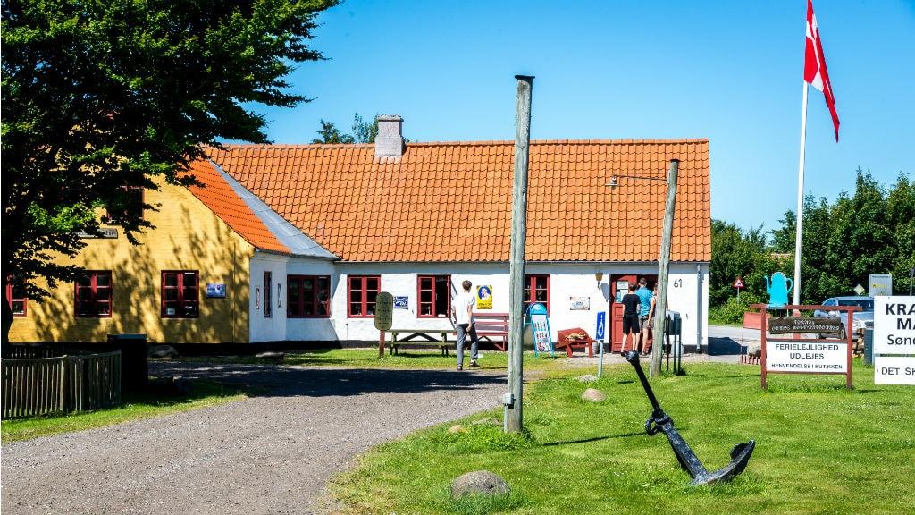 Tornby Gl Købmandsbutik