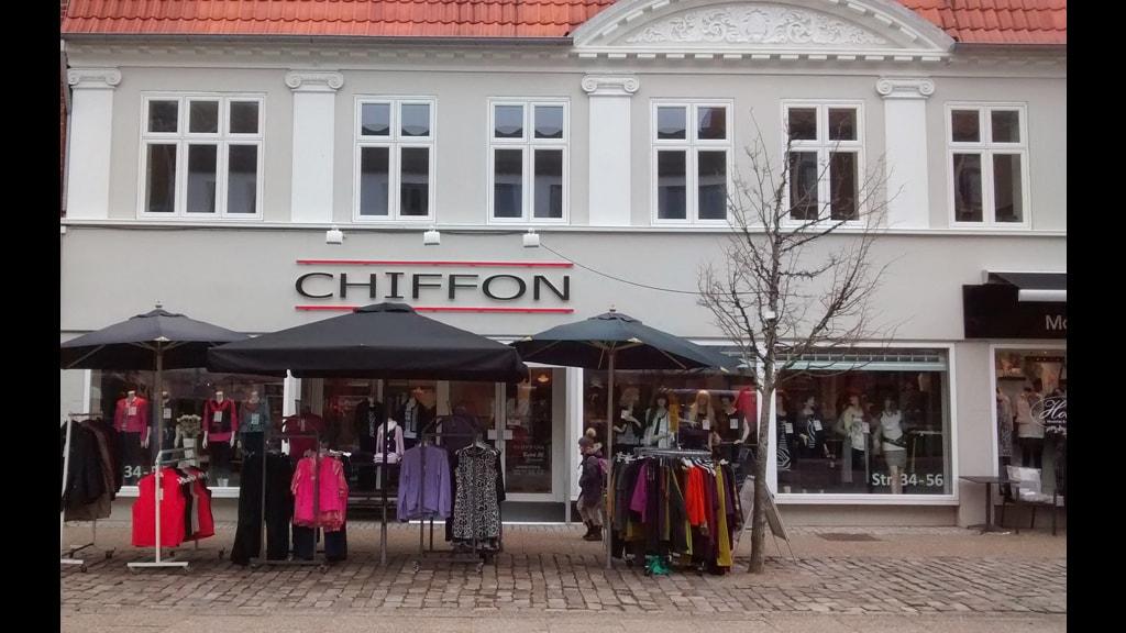 Chiffon Modetøj