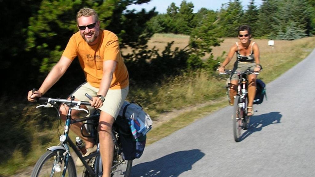 Bollerruten regional cykelrute 60