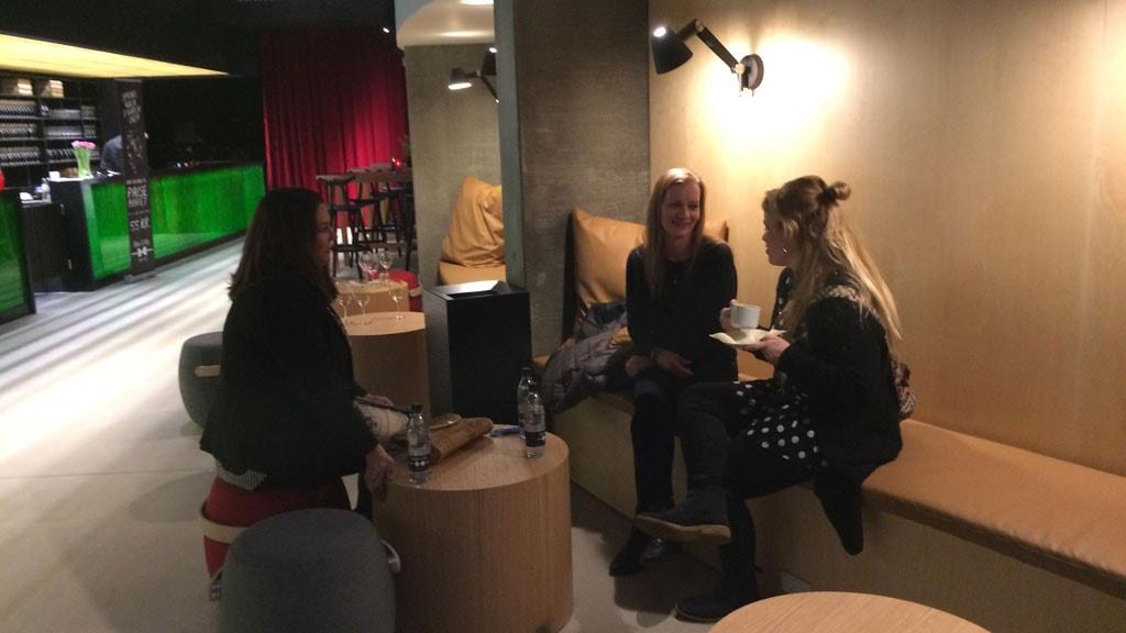 Teatercaféen - Hos Uffe