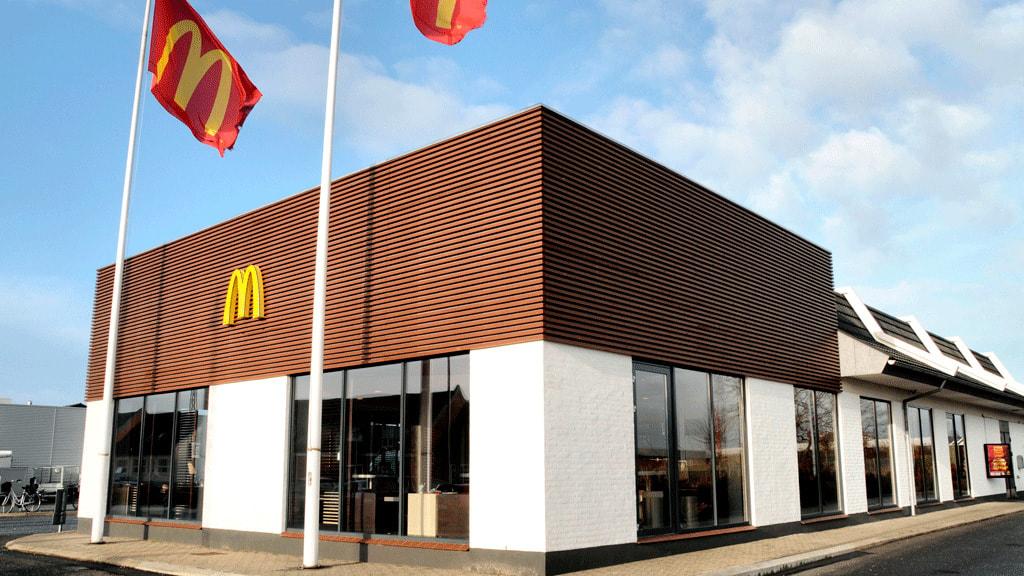 McDonalds Hjørring