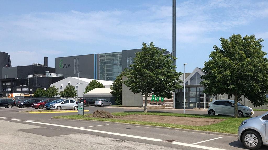 AVV Genbrugsbutik