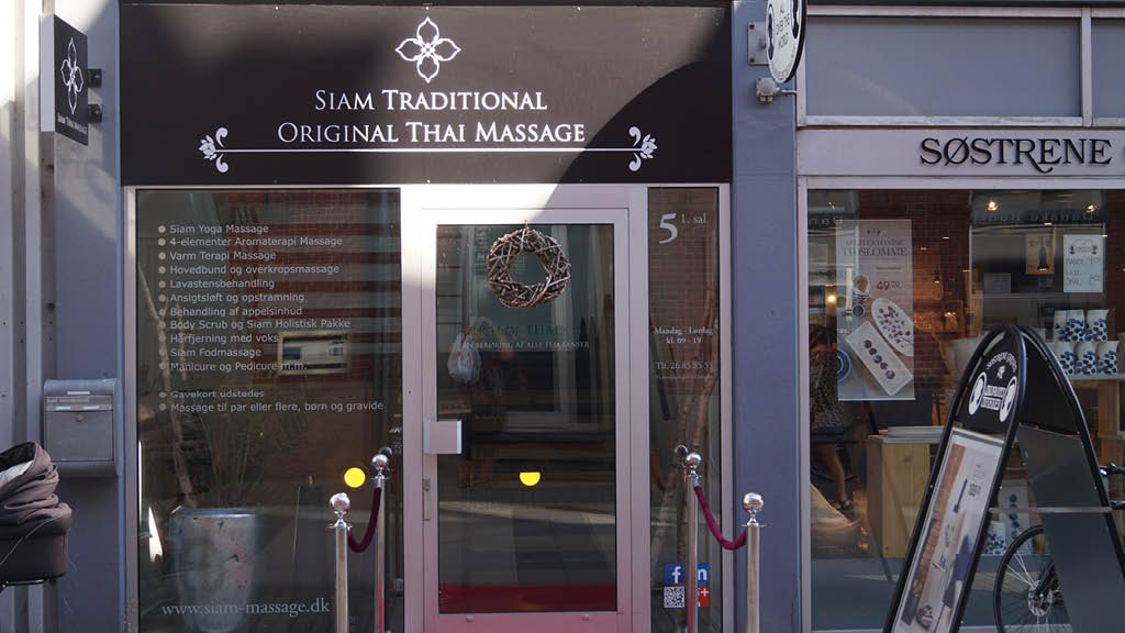 Siam Traditional Original Thai Massage