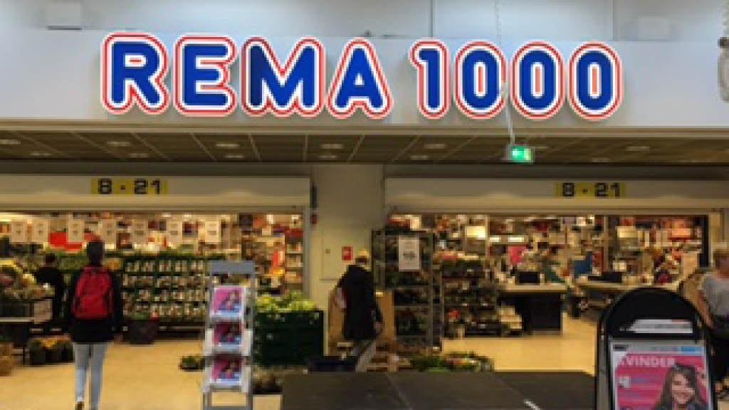 Rema 1000 Nørreportcentret