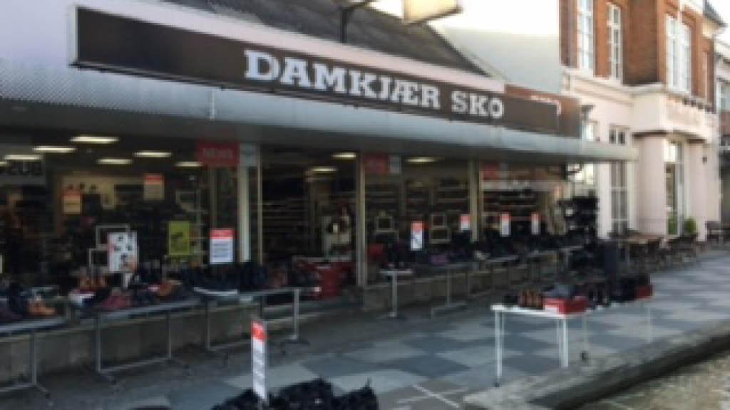 Damkjær Sko