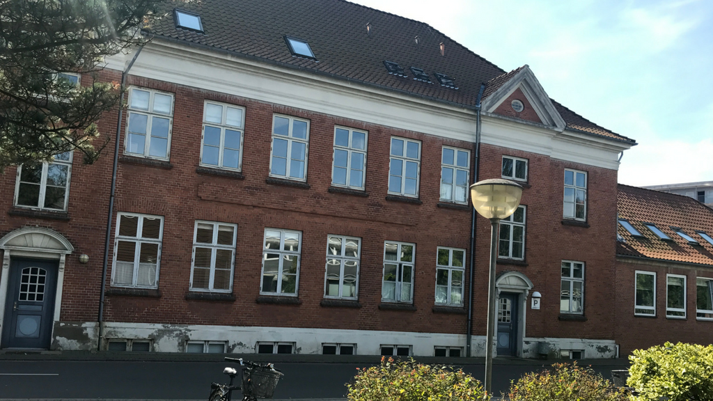 Holstebro Sygehus ældste bygning