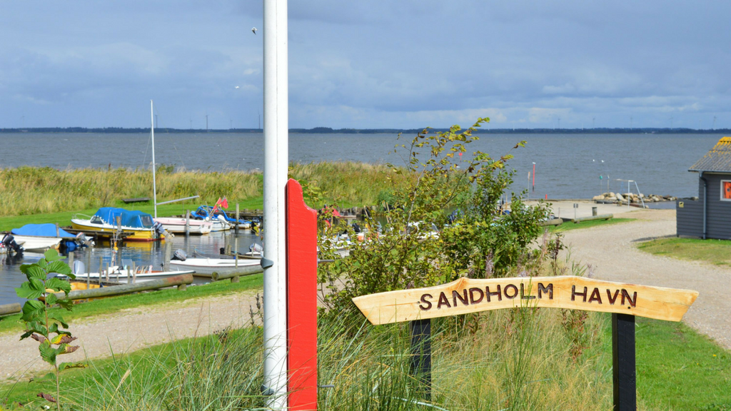 Sandholm Havn