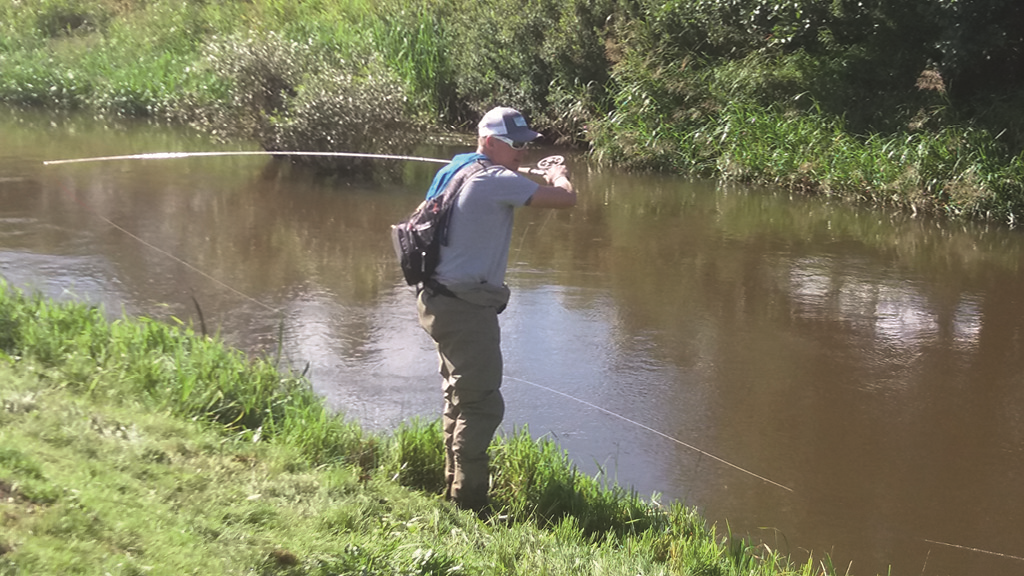 Lystfiskeri i Storå