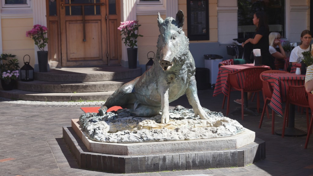 The Florentine Boar