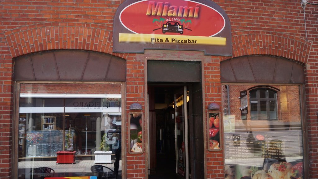 Miami Pizza