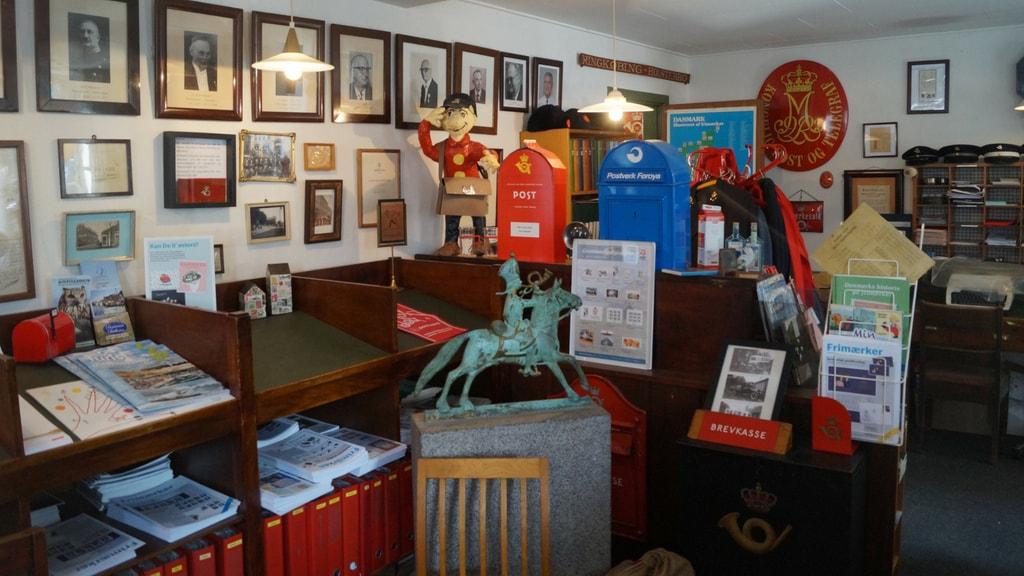Det Gamle Postkontor, Holstebro