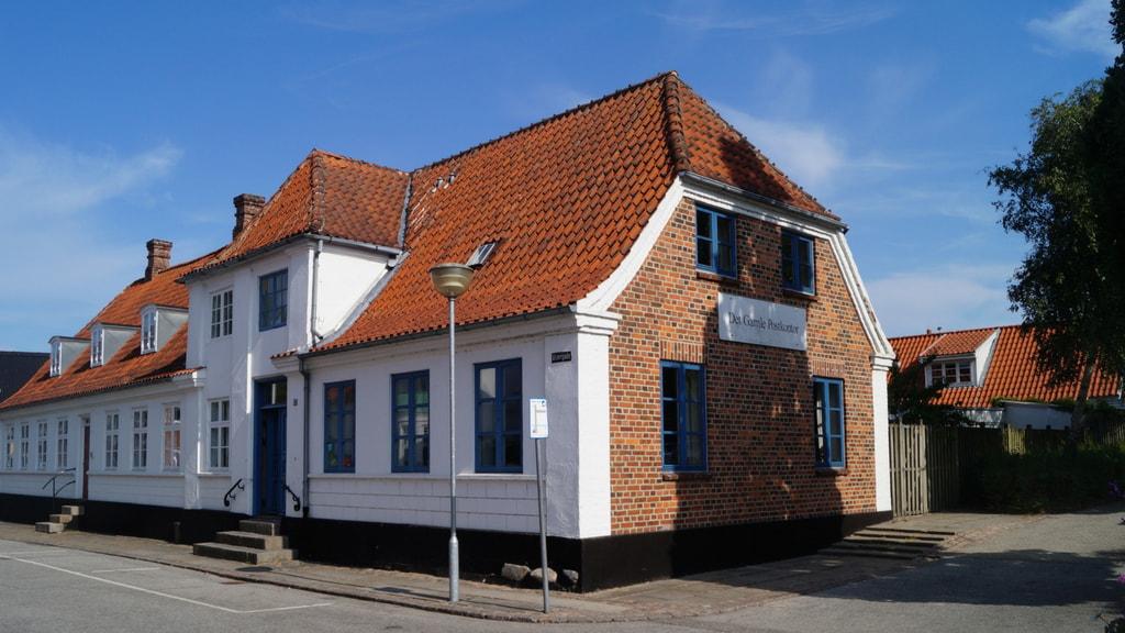 Det Gamle Postkontor - Nyboes Gård, Holstebro