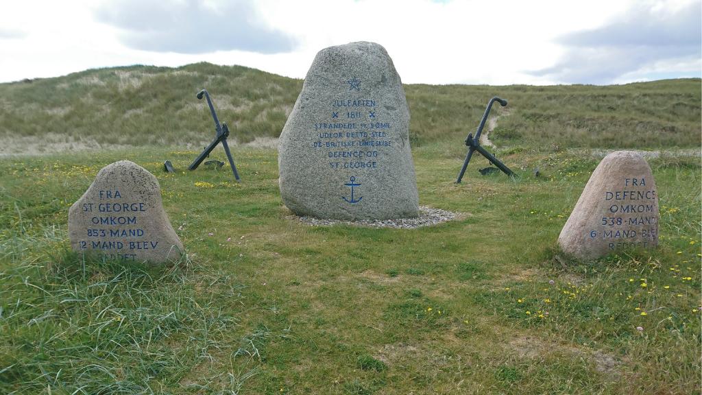 Monument over Dead Men