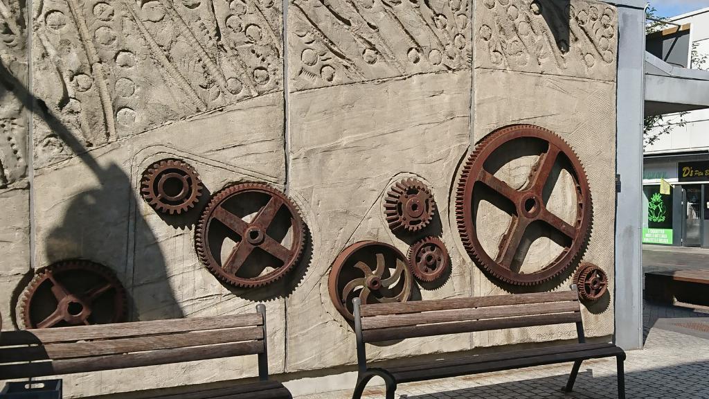 Wheel relief