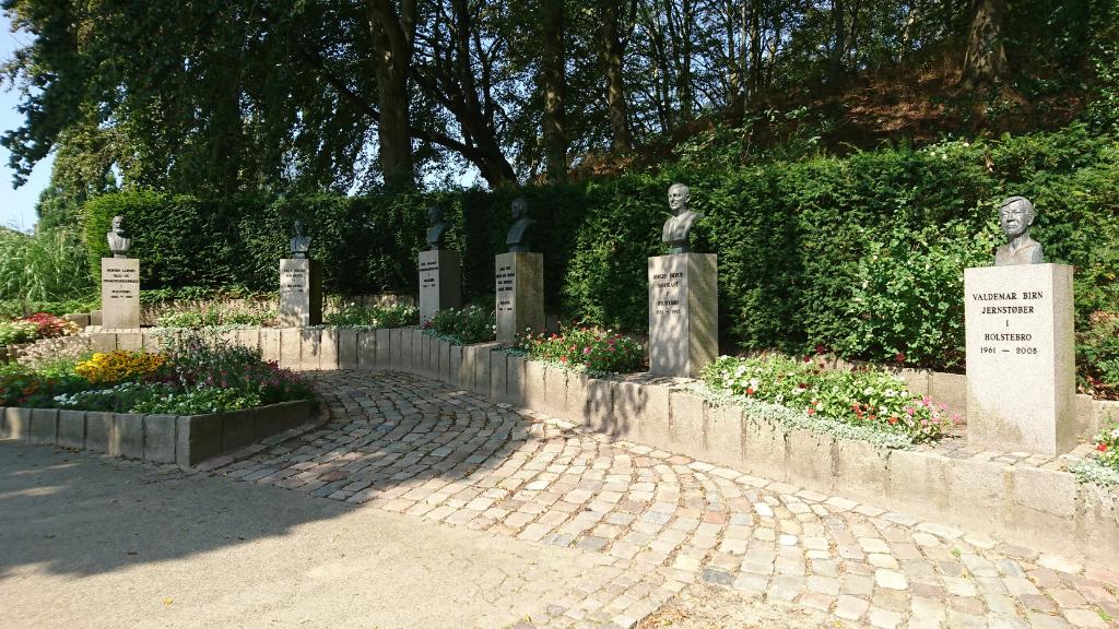 Busteparken, Holstebro