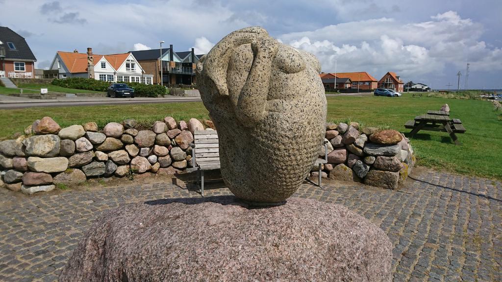 Nordsøhavfruen