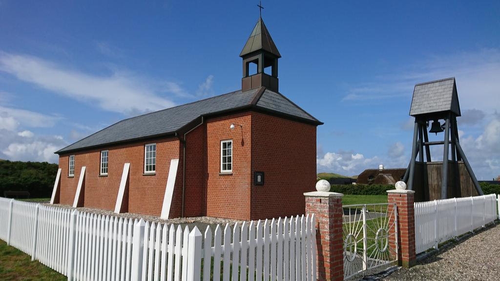 Thorsminde Kirke - klokketårn