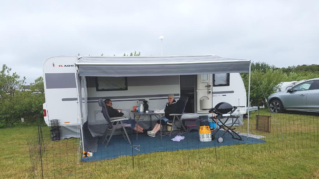 Ejsing Camping - campingvogn