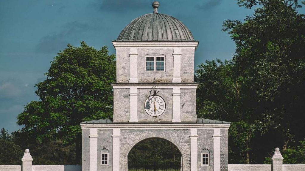 Porttårnet på Nørre Vosborg
