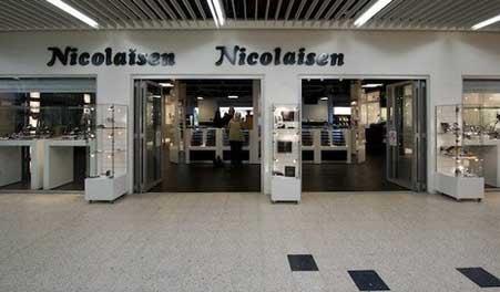 Guldsmed Nicolaisen