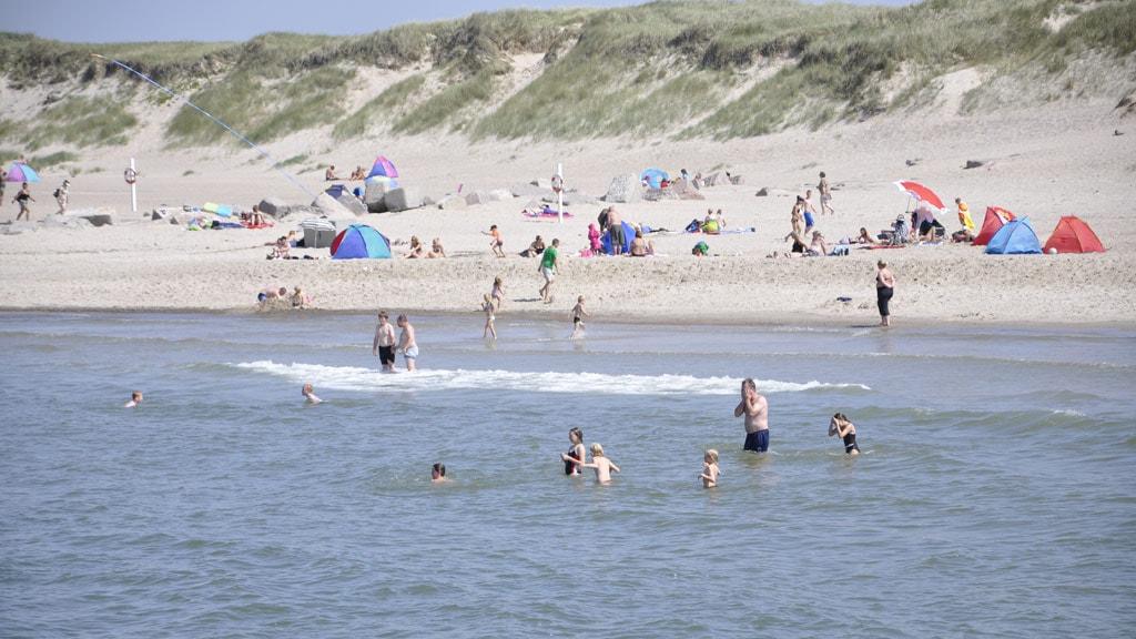 Thorsminde Beach