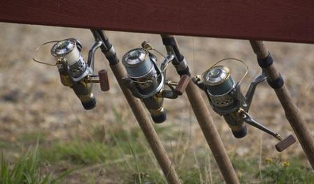 Fiskestænger