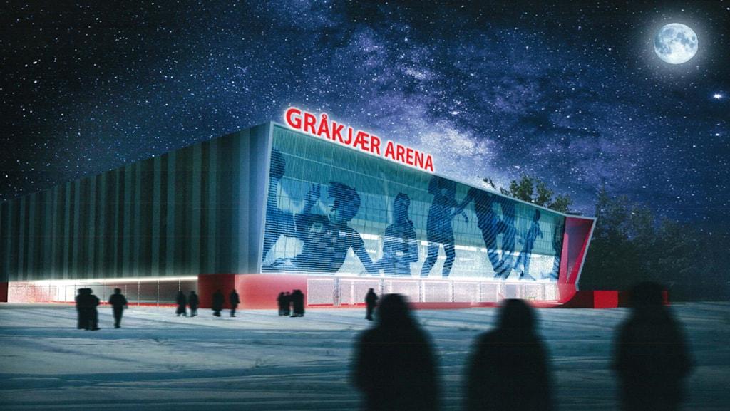Gråkjær Arena