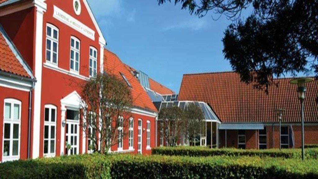 Castberggård - facade