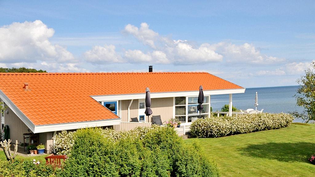 Sommerhus ved vandet fra Feriepartner Odder Juelsminde