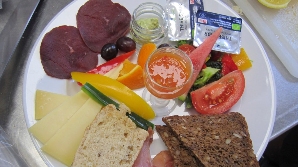 Bovbjerg fyr frokost