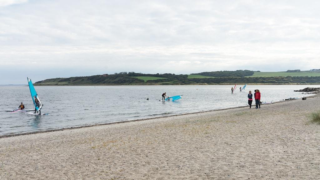 Vinkelhage Strand, Lemvig