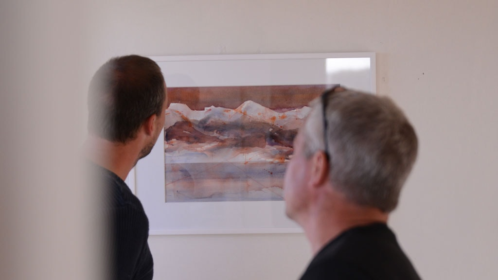 Kunstudstilling Bovbjerg Fyr