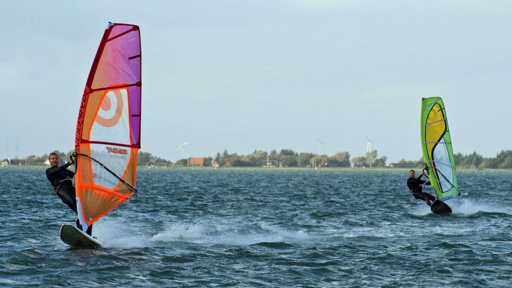 Lemvig Sejlklub - Surfspot Vinkelhage