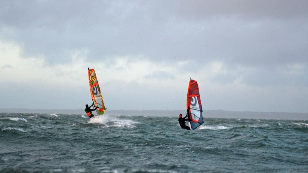 Lemvig Sejlklub - surfspot v/ Gjellerodde Nordstrand