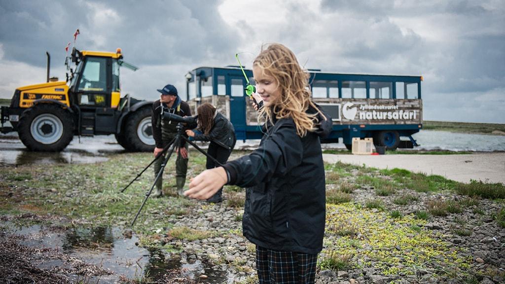 Fiskepasserens Traktortur