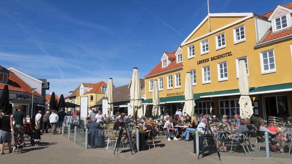 Restaurant Løkken Badehotel