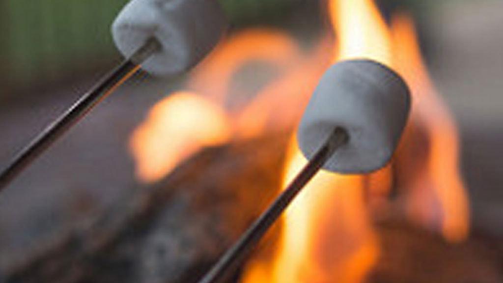 marshmallows skum fiduser efterårsferie
