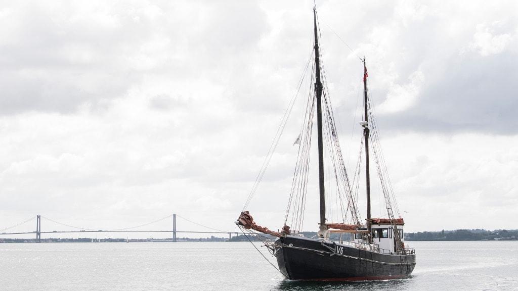 Aventura - et rigtigt sejlskib