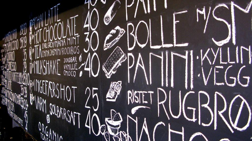 Stationen Kaffebar