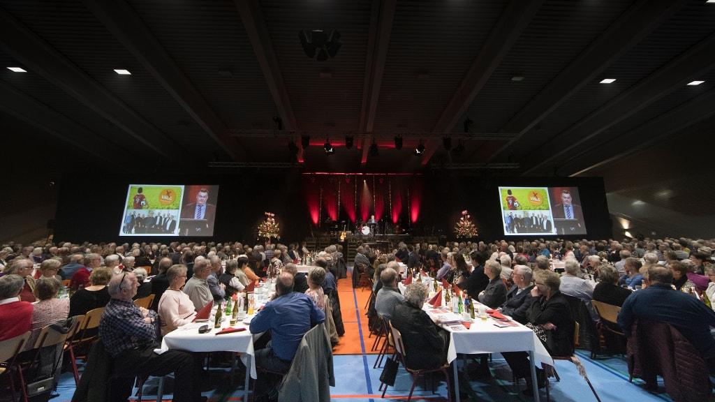 Konference på Lillebælt Sport & Kultur