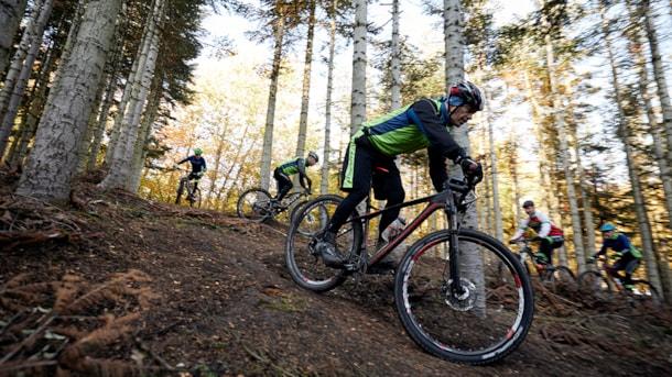 Mountainbike-spor | VisitFyn