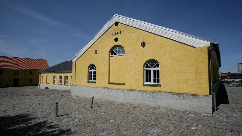 Grønnegades Kasernes Kulturhus