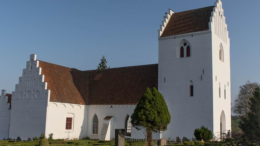 Gunderslevholm Kirke