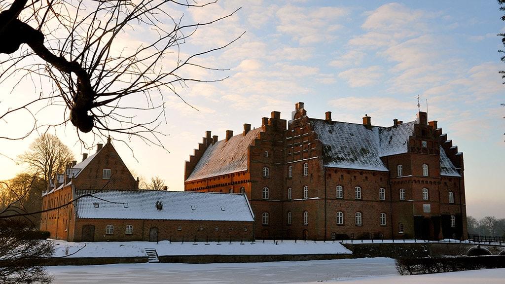 Juletorv på Gisselfeld Kloster