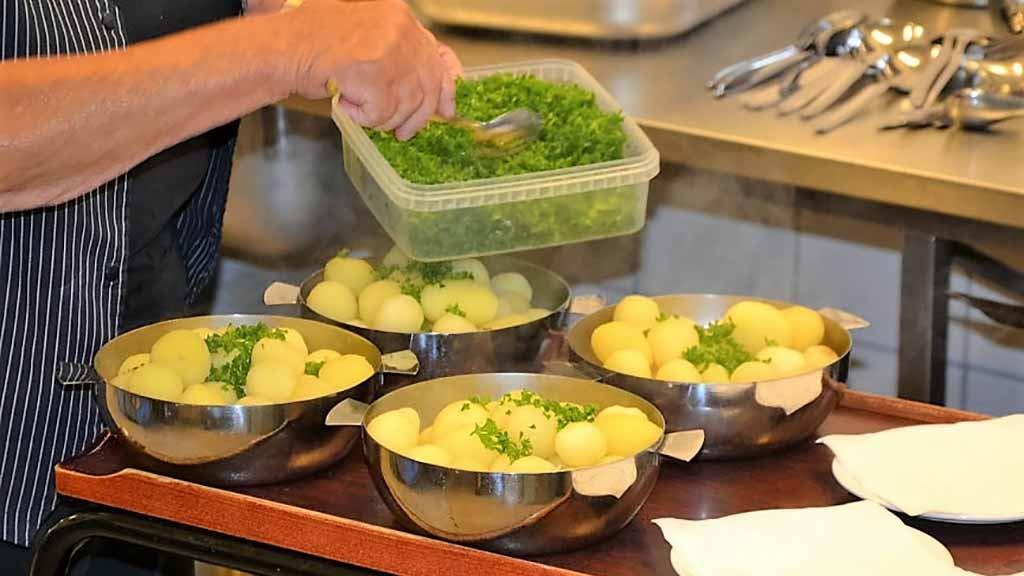 Fru Nielsens Køkken
