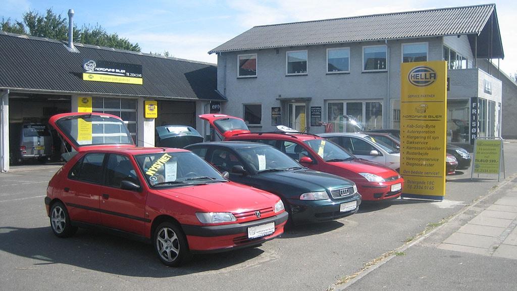 Nordfyns Biler i Særslev