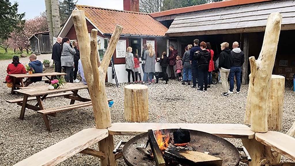Langesø Vaffelhus