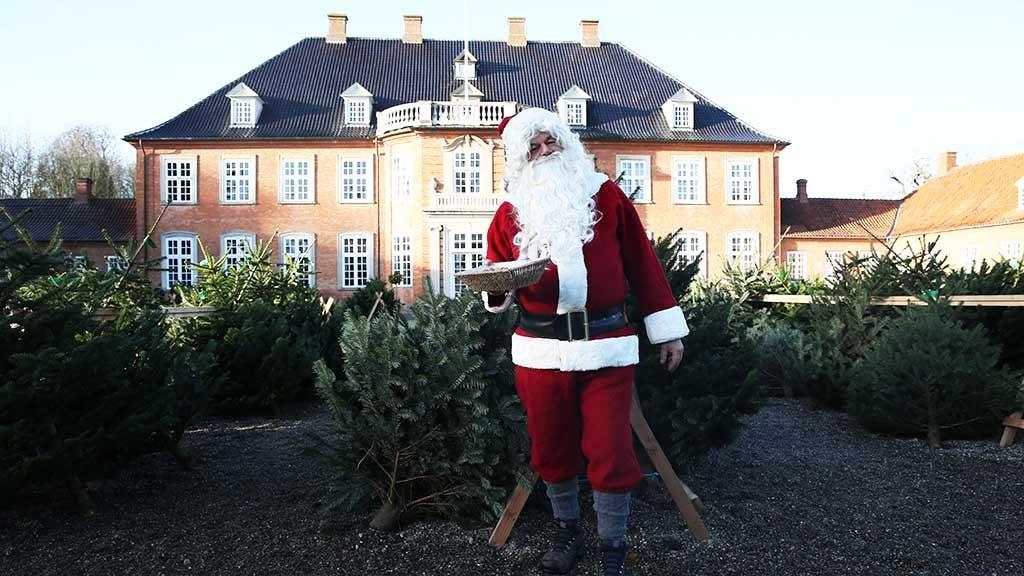 Julemarked ved Langesø Slot